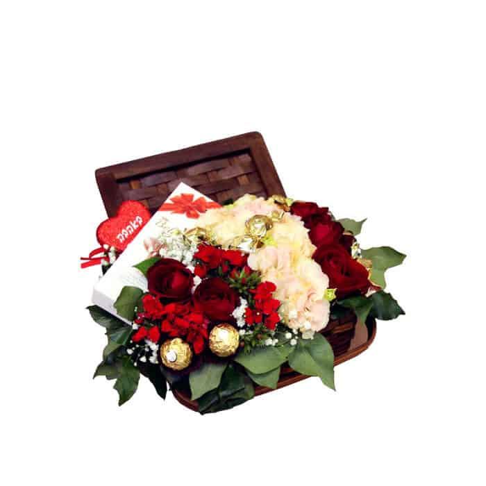 פרחים בתיבה
