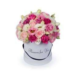 פרחים בקופסה