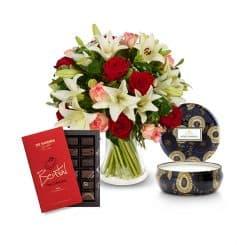 פרחים ליום נישואין